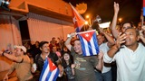 Cubans mourn and celebrate Castro's death