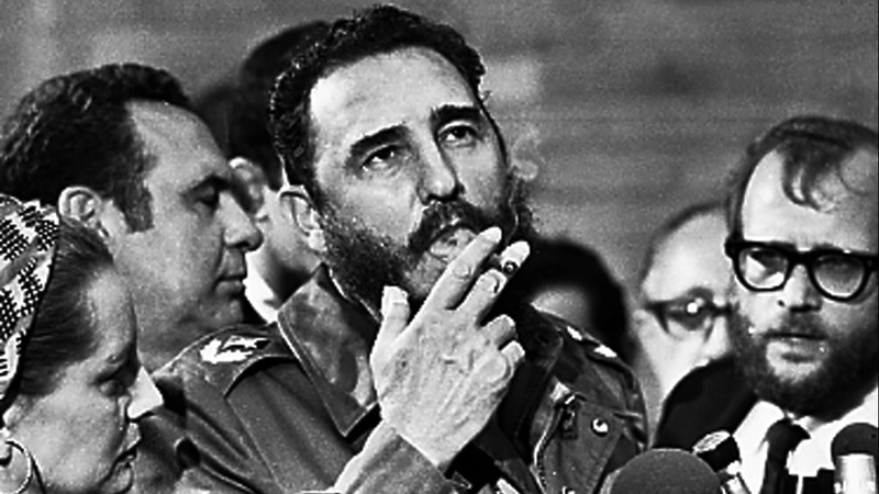 Fiery Cuban leader Fidel Castro dead at 90