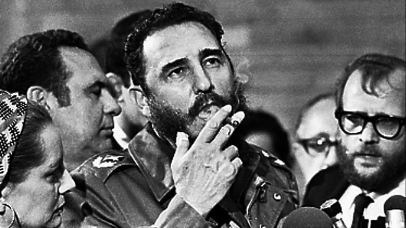 Fiery Cuban leader Fidel Castro dead at 90