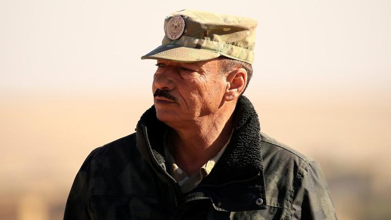 Mosul offensive personal for Iraqi commander