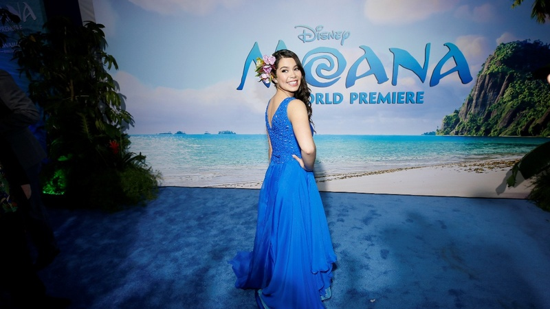 Moana muscles to top of Thanksgiving heap