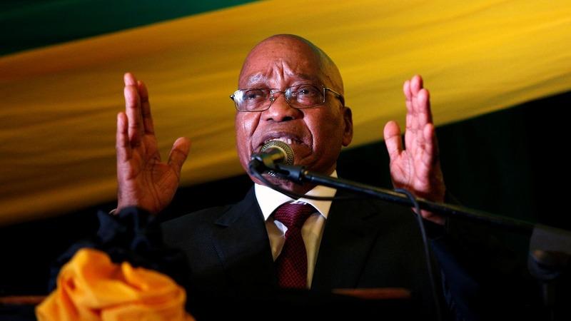 Jacob Zuma faces no confidence vote