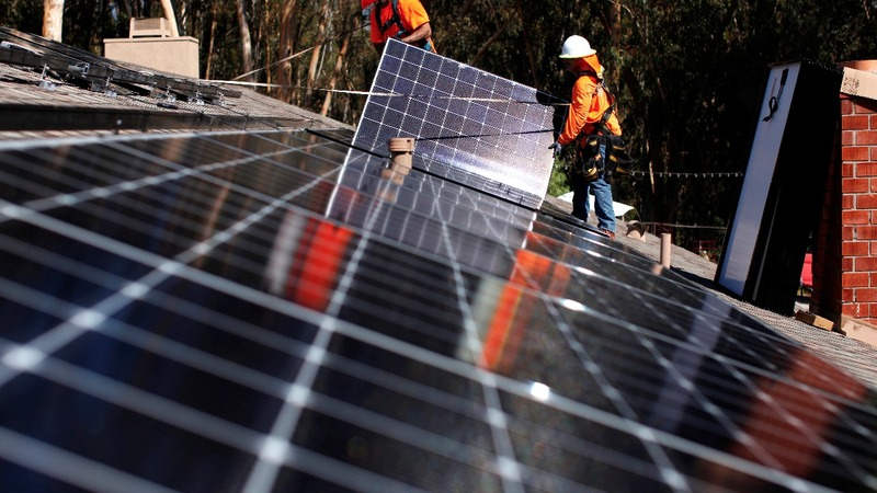Green energy money flows to the Republicans