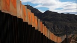 Here's what a wall on the border looks like