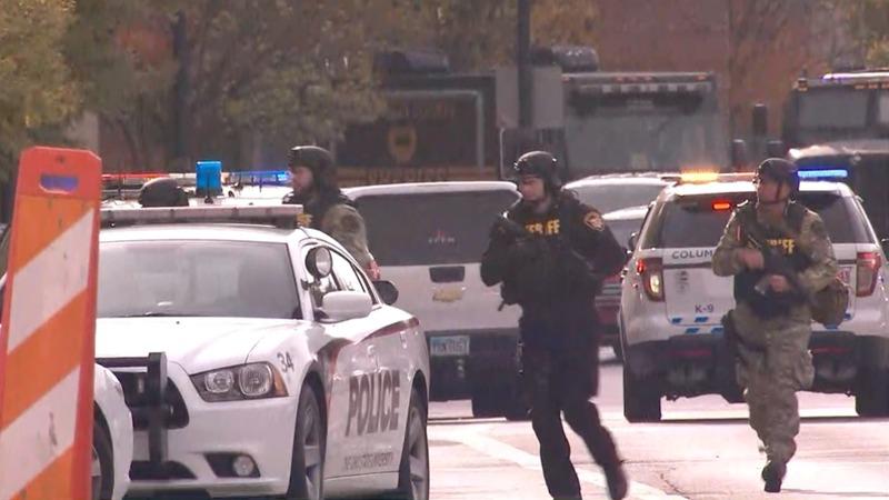 Ohio State attacker identified as OSU student