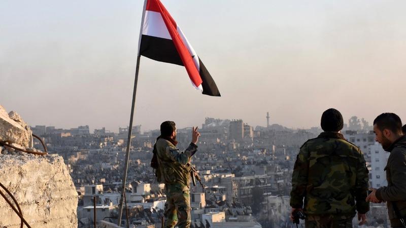 Strikes, clashes as army advances in Aleppo