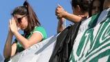 Fans mourn Brazilian soccer team killed in plane crash