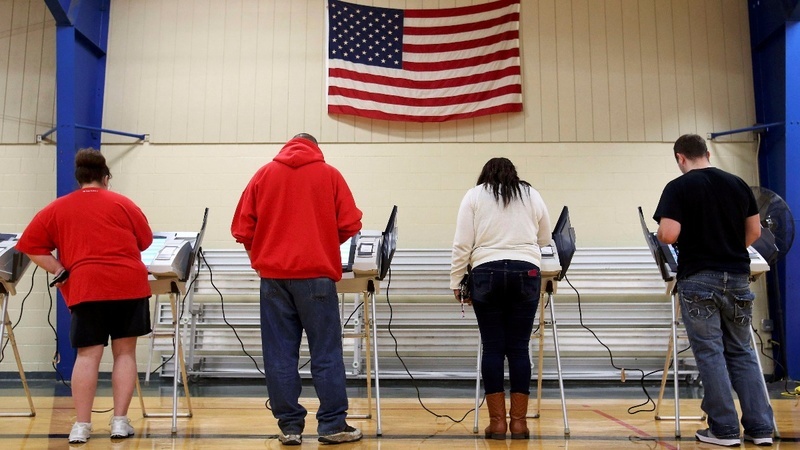 Rustbelt recount gains speed in PA, MI