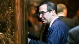 Wall St. insider Mnuchin lined up for Treasury post