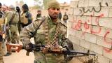 Sunni militias engage Islamic State in Mosul