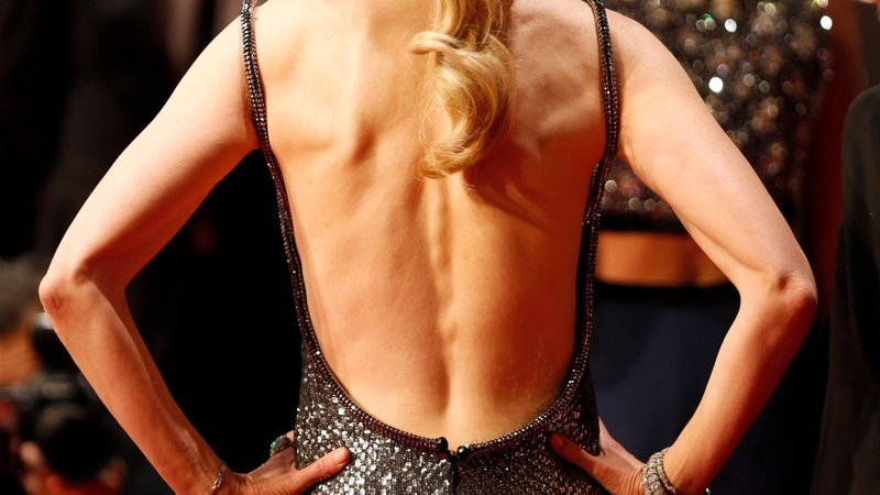 More naked than naked: Pirelli calendar 2017