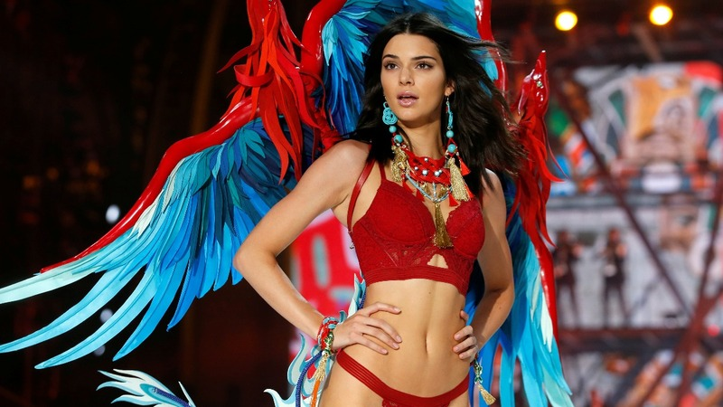 INSIGHT: Victoria's Secret angels in Paris