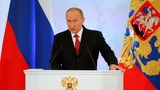 Putin reaches out in annual address