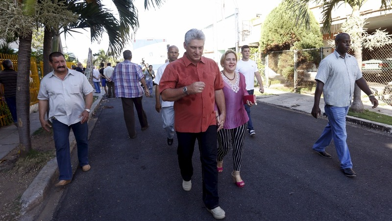Miguel Diaz-Canel - Cuba's new heir apparent?