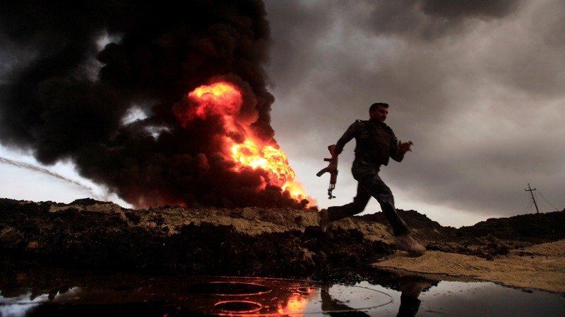 Conflict Zones: Reports from the deadliest places on Earth