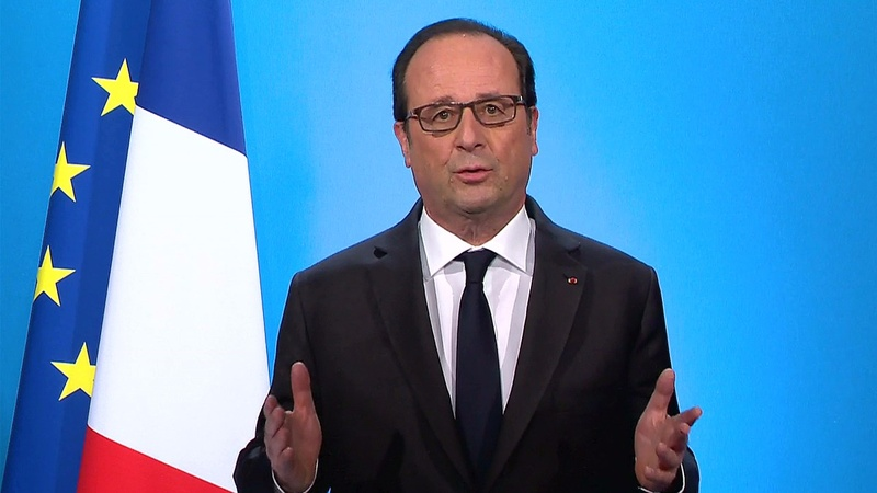 France's unloved president won't run for 2nd term