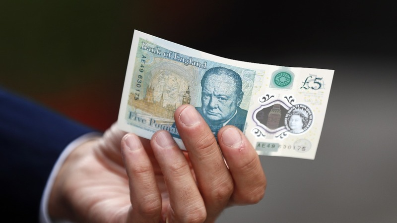 British bank notes fall foul of vegetarians
