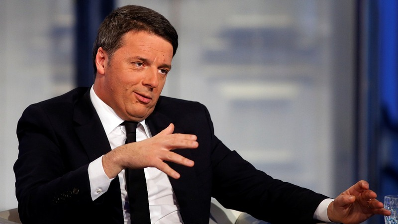 Renzi's fate hangs on Italy referendum