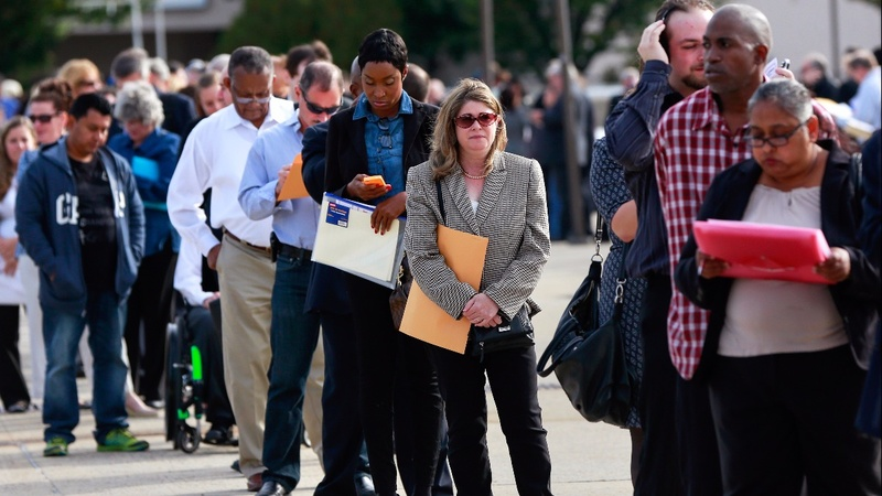 U.S. unemployment plunges to a 9-year low