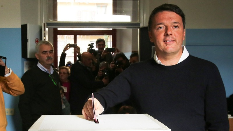 Italy heads to the polls in a decisive vote