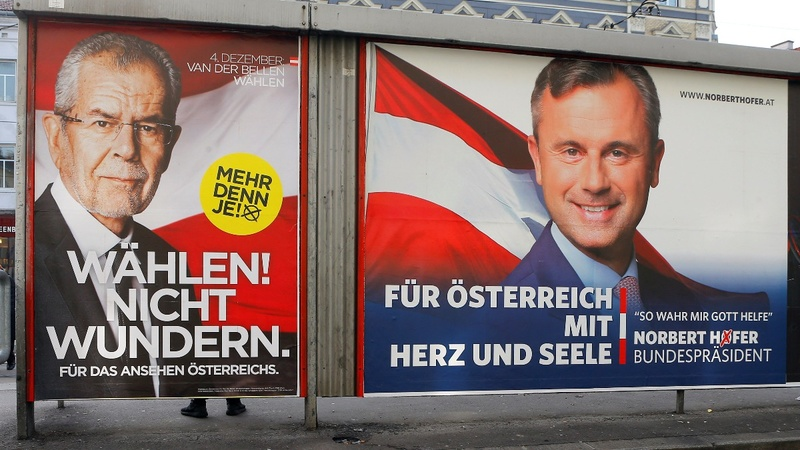 Austria votes again in knife-edge election