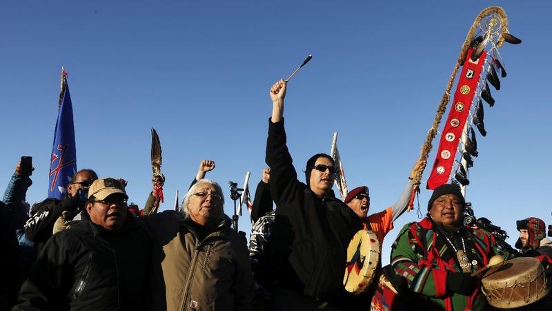 Army Corps of Engineers denies Dakota pipeline permit