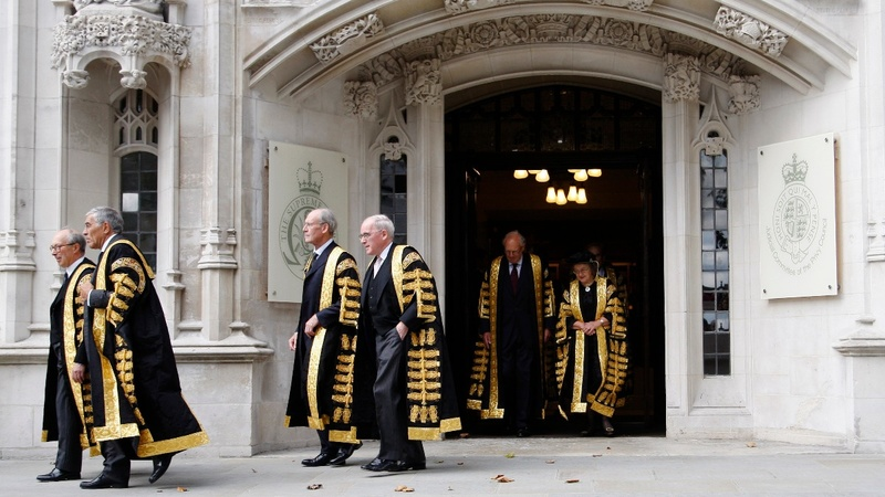 UK Supreme Court faces Brexit conundrum
