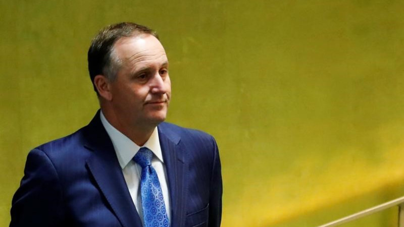 Shock resignation by New Zealand's Prime Minister
