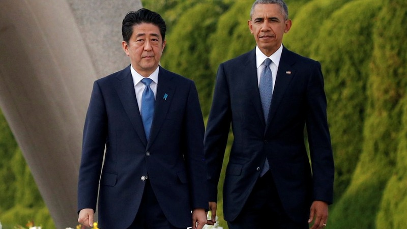 Abe to become first Japanese leader to visit Pearl Harbor