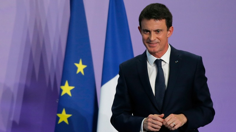 French PM looks toward the presidency