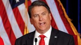 North Carolina governor concedes election