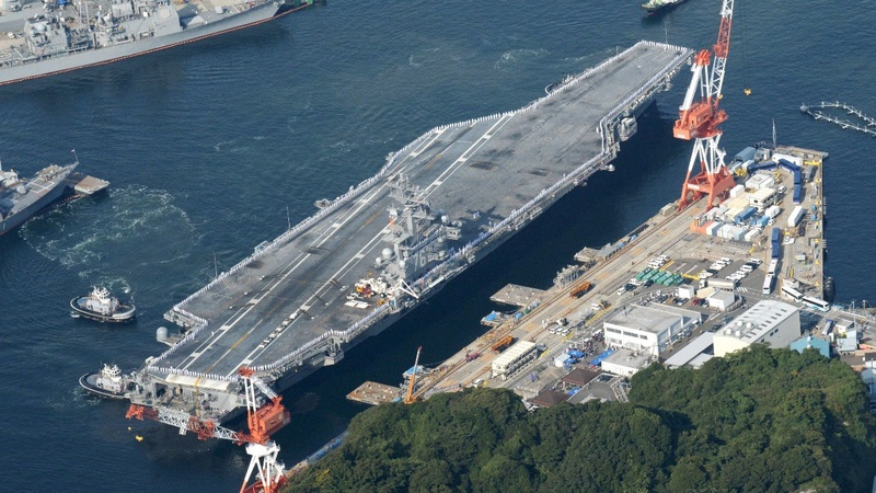 Trump plans massive surge in U.S. Navy fleet
