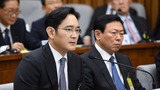 South Korean tycoons testify in presidential scandal