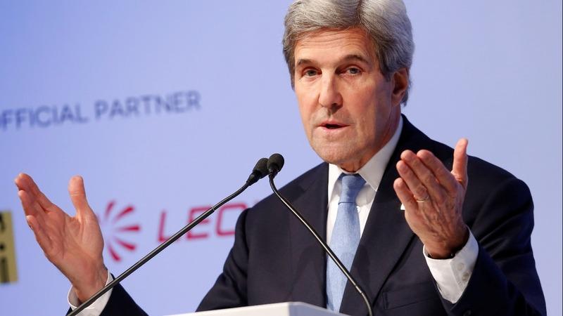 VERBATIM: Kerry defends Iran nuclear deal
