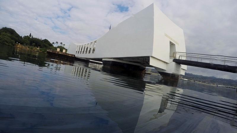 Abe's Pearl Harbor visit to showcase U.S.-Japan ties