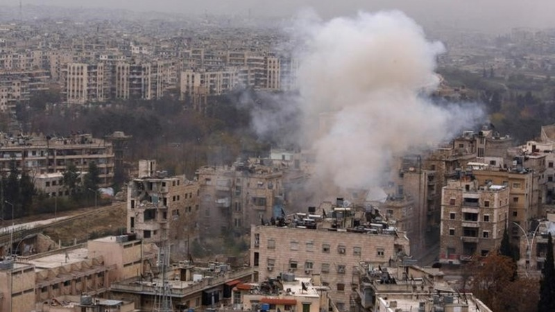 Russia, China block UN Aleppo truce call