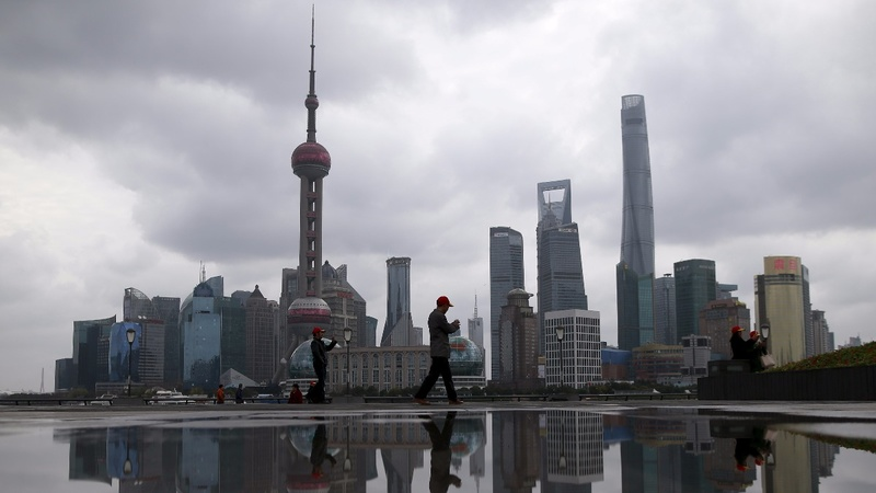 Trump to U.S. businesses in China: drop dead