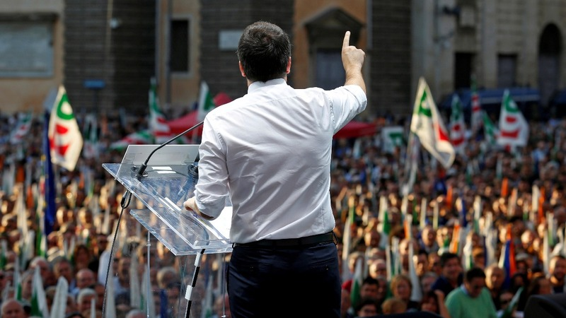 Italy's youngest PM felled by fed up youth