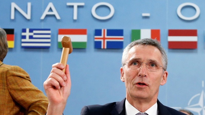 NATO ministers' first meeting since Trump win