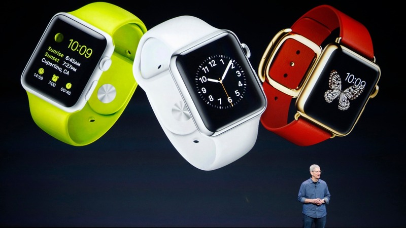 Apple CEO touts record Apple Watch sales, doubts remain
