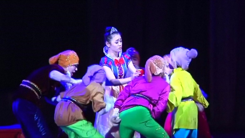 INSIGHT: North Korea's knock-off Disney dancers