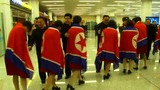 INSIGHT: Heroes' welcome for N. Korea's soccer stars