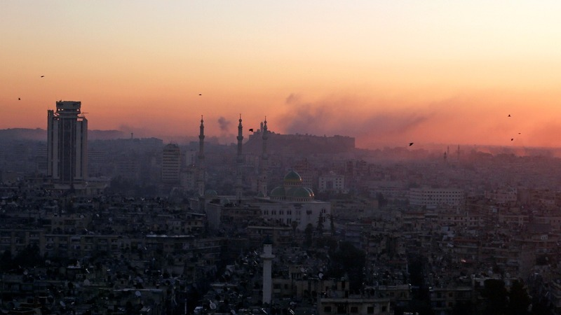 Syrian troops seize Aleppo's Old City - monitor