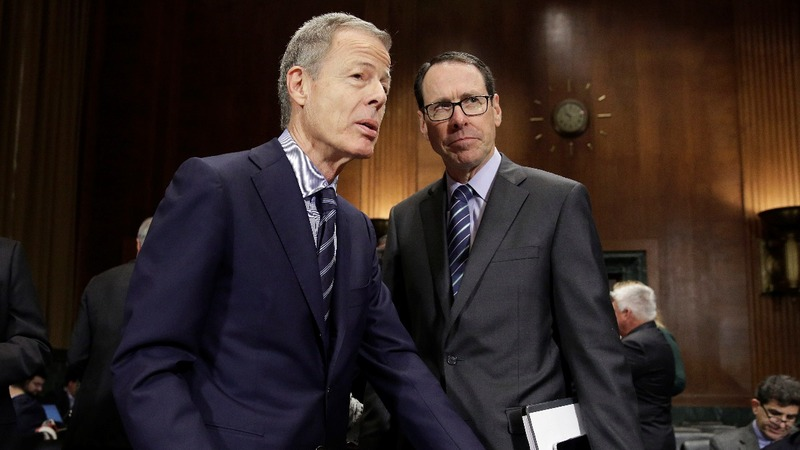 Time Warner, AT&T tell lawmakers customers win with merger