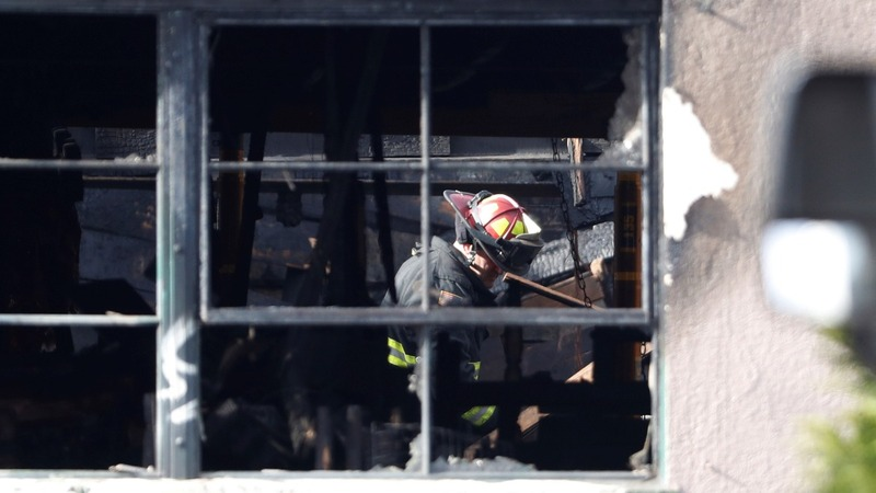 The search for Oakland fire victims is over