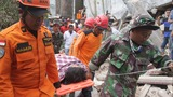 Hunt for survivors intensifies after Indonesian quake