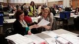 A federal judge suspends Michigan's recount