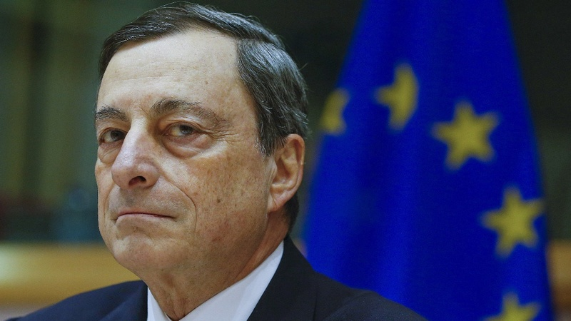 ECB shocks markets with bond buying cut