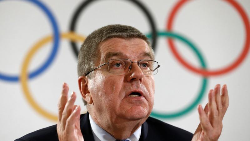 "VERBATIM: Olympic chief has Russia ""concerns"""