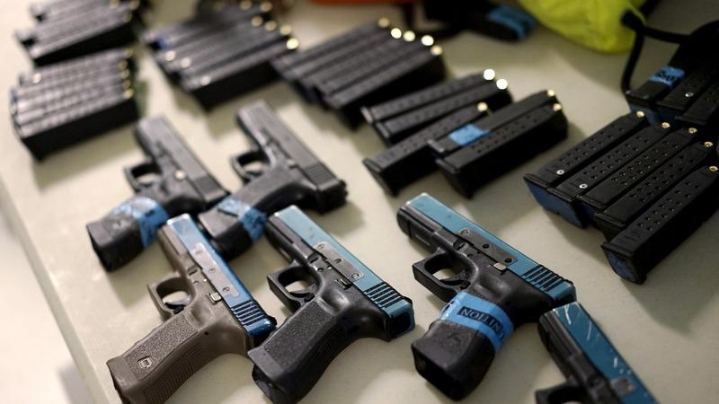 As Trump visits, Ohio nears 'campus carry' gun law